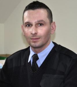FECHETE Daniel Adrian polițist