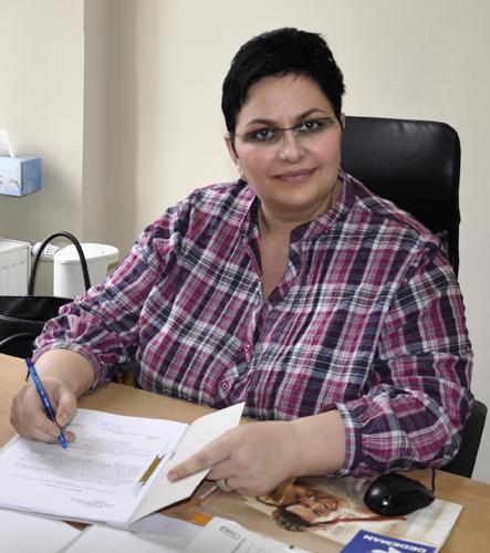 DĂRĂBANȚI Sofia inspector