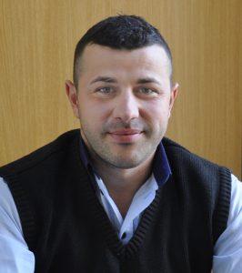 Sălițtean Alexandru Ilie - polițist