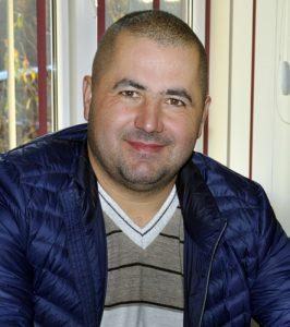 Dan Gentile Marius - referent cultură