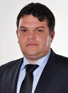 Ionescu Gruia Răzvan - primarul comunei
